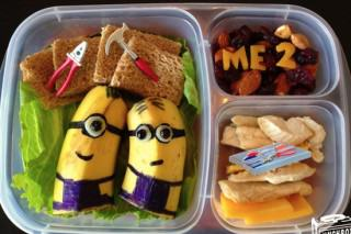 This Awesome Dad Makes The Best School Dinners Ever