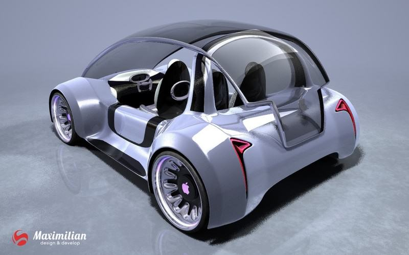 UNILAD apple car 34 Heres What Apples Self Drive Car Could Look Like