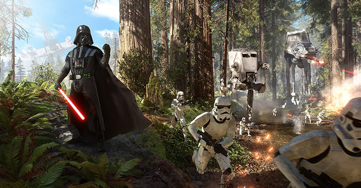 UNILAD battlefront47 Star Wars: Battlefronts New Conquest Like Mode Supremacy Is Going To Be Huge