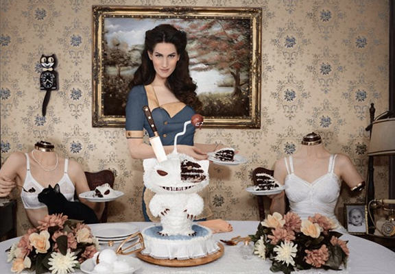 UNILAD caek94 Attention: This Artist Makes The Creepiest Cakes You Will Ever See