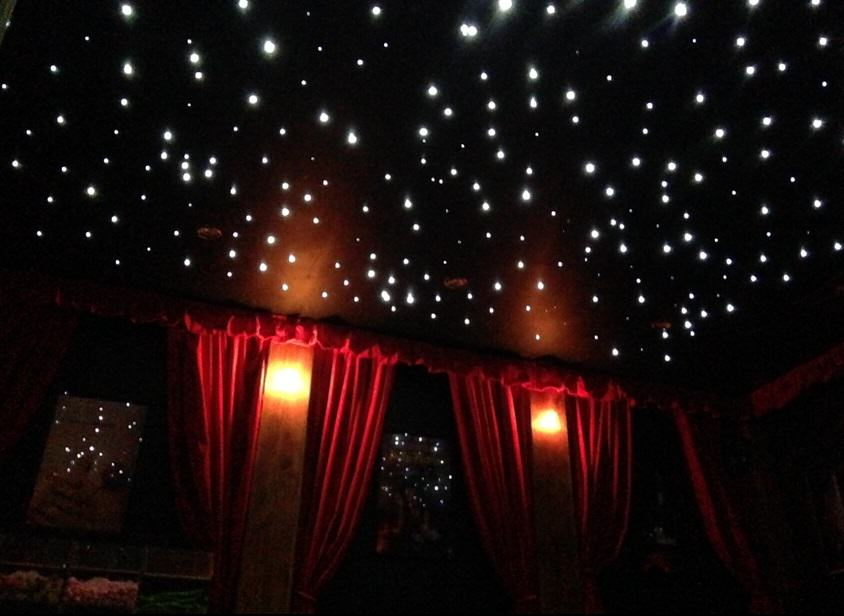 This Guy Transformed His Shed Into The Coolest Cinema Room Ever UNILAD cinema shed 56