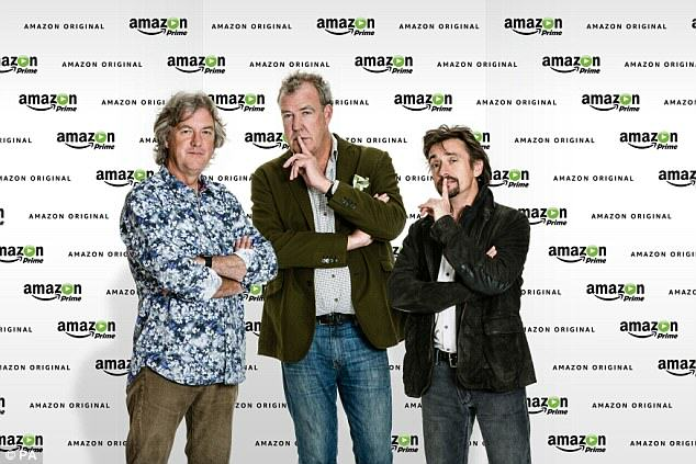 Amazon Boss Admits Clarkson And Co Were Very Expensive UNILAD clarkson amazon 13