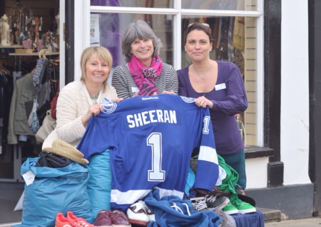 UNILAD ed sheeran charity 47 Ed Sheeran Planning To Work In Charity Shop During His Month Off