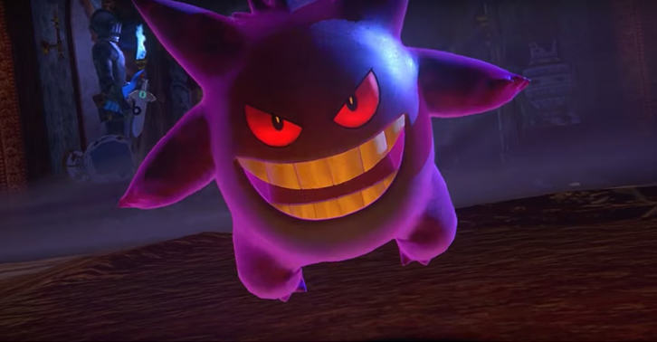 UNILAD gengar4 Pokemon Fighting Game Pokken Tournament Has Been Announced For Wii U