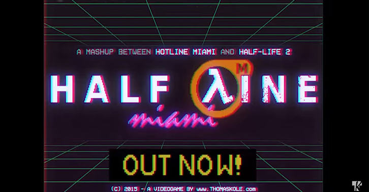 UNILAD halfline34 This Half Life/ Hotline Miami Mashup Might Be The Best Thing Ever