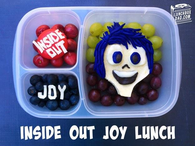 This Awesome Dad Makes The Best School Dinners Ever UNILAD inside out7