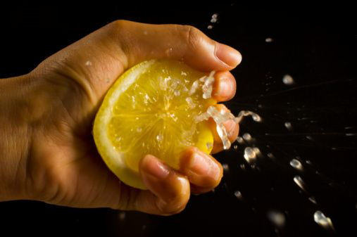 UNILAD lemon4 Man Injects Viagra Directly Into Penis, Guess What Happens...