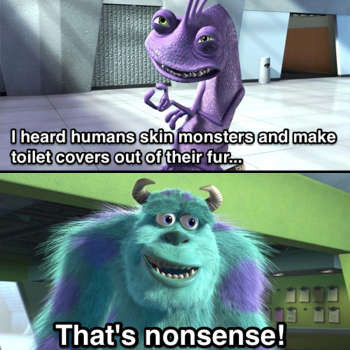 UNILAD monsters inc26 This Fan Theory For Monsters Inc Is Actually Pretty Dark