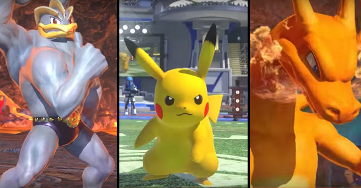 UNILAD pokken36 Pokemon Fighting Game Pokken Tournament Has Been Announced For Wii U