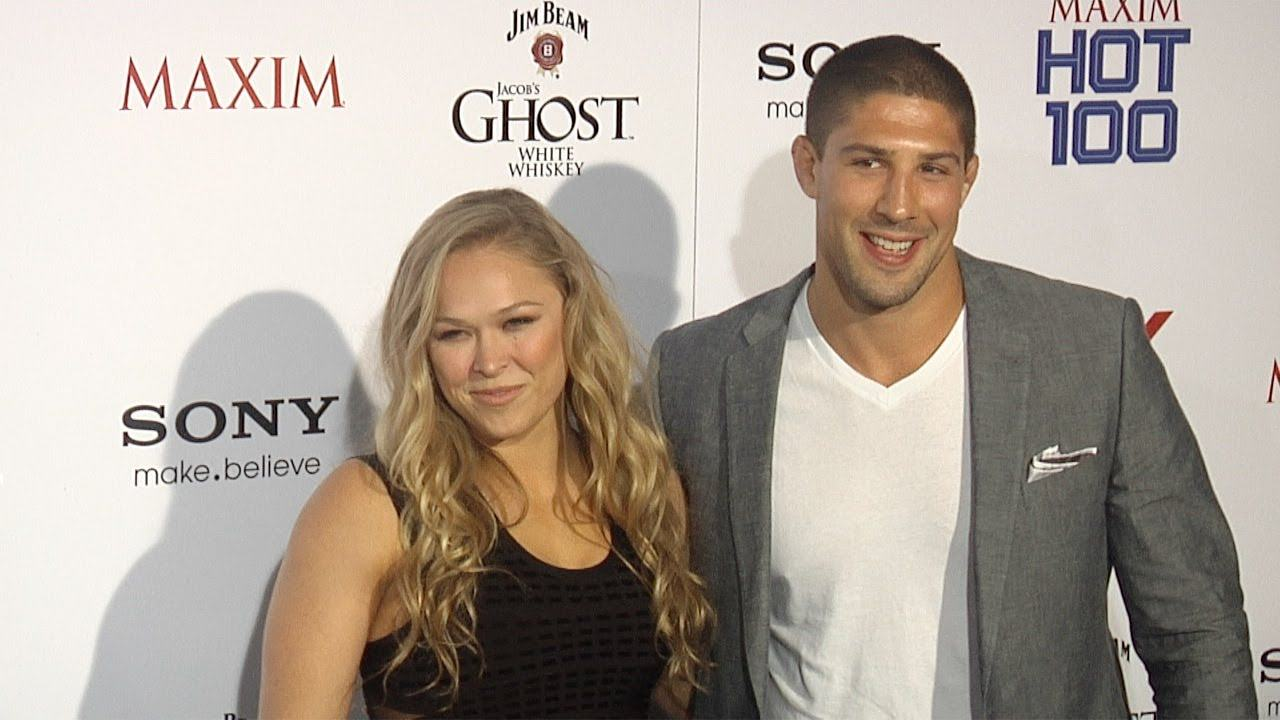 UNILAD schaub rousey3 Ronda Rouseys Ex Brendan Schaub Claims He Was Too Much Of A Man For Her