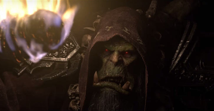 UNILAD ufAxMV Blizzard Announce New World of Warcraft Expansion Legion
