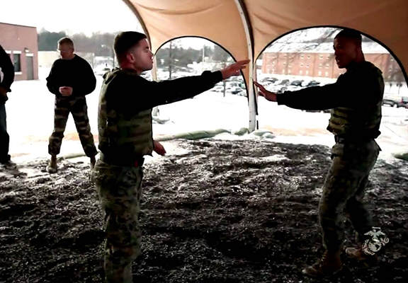 US Marines Teach These UFC Fighters A Thing Or Two UNILAD ufc web6