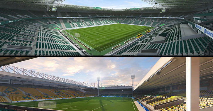 h1kcRb2NP FIFA 16 Will Include These Brand New Stadiums On Launch