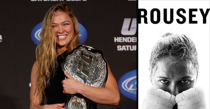 Ronda Rousey Will Star In Movie Based On Her Autobiography oZs9APpoFronda rousey book FB.jpg
