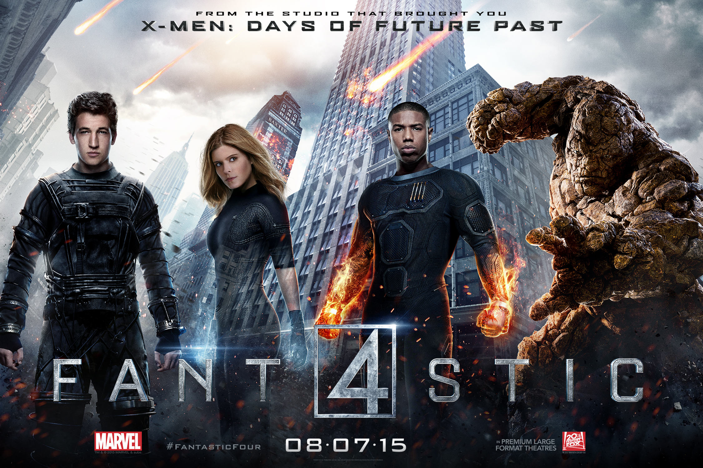 Fantastic Four Cast Handle Extremely Awkward Interview Like Pros
