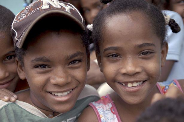 Catherine and his cousin Carla Guevedoces in the Dominican Republic The Village Where Girls Grow A Penis And Morph Into Boys At Puberty