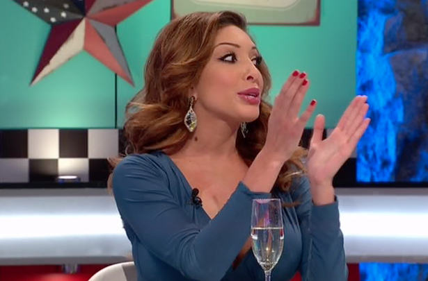 Screen Shot 2015 09 22 at 232312 Live CBB Panel Show Taken Off Air After Woman Gets Glassed
