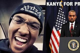 This Student Bought KanyeForPresident.com Five Months Ago