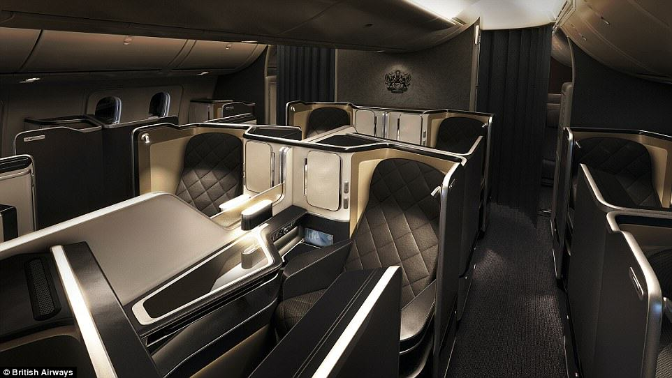UNILAD 2C137A3C00000578 3226431 image a 62 14417190016452 British Airways Unveils Their New INSANE First Class Cabin