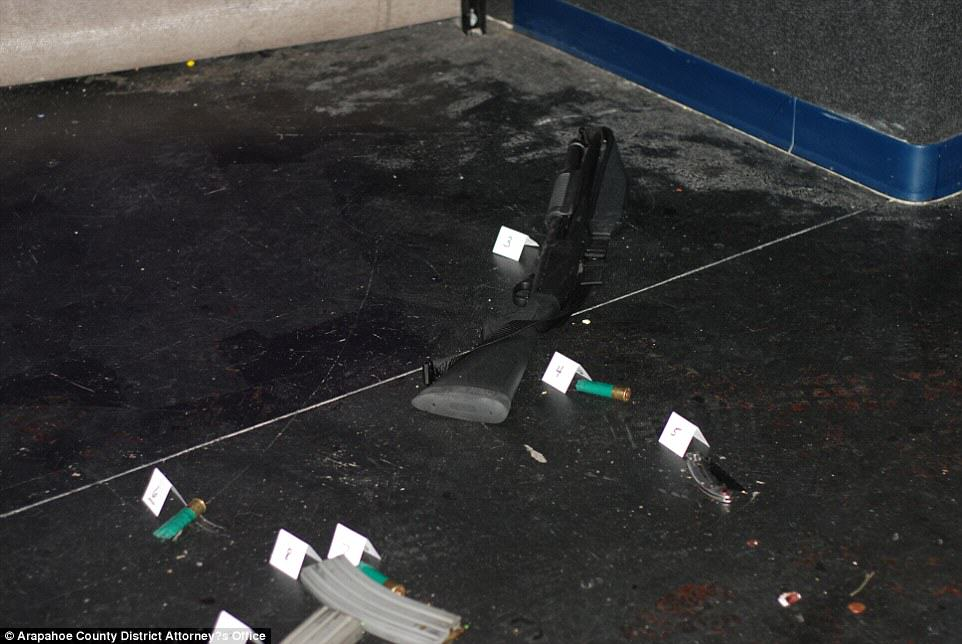 UNILADs Newly Released Photos Show Horrific Scene Inside Dark Knight Cinema Shooting image