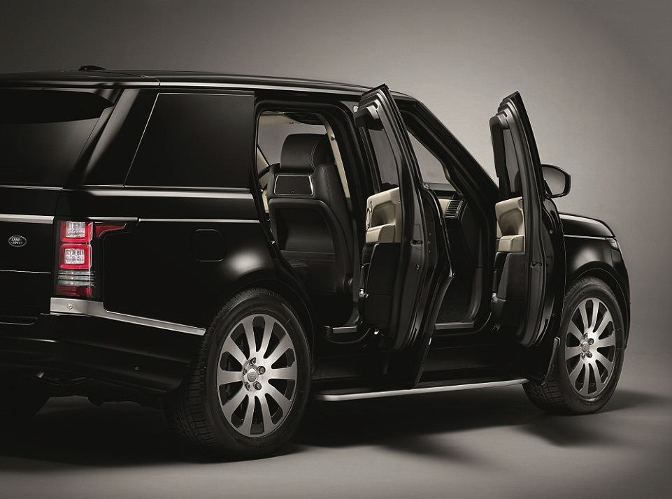 UNILAD 57 The New Luxury Range Rover Sentinel Is Bulletproof And Badass