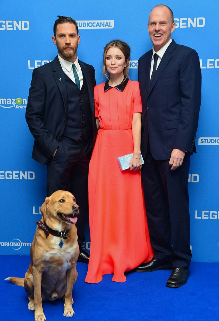 UNILAD Screen Shot 2015 09 04 at 15.02.275 Tom Hardy Partied With His Dog After Legend Premiere