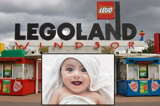A Newborn Baby Has Been Given A Lifetime Pass To Legoland, After Being Born There