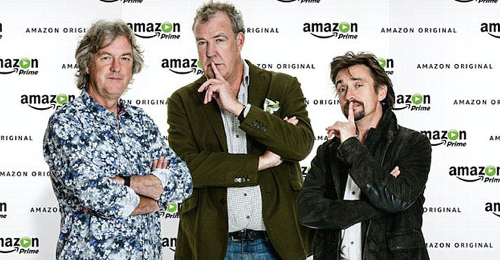 UNILAD amazon44 Amazon Paid Way Too Much For Top Gear Hosts According To Netflix