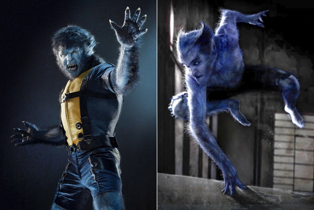 Early Movie Concept Art Shows How Different Your Favourite Characters Could Have Looked UNILAD concept art 85