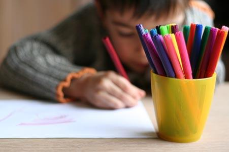 UNILAD deadkid2 Primary School Kids Left In Tears After Being Asked To Draw Dead Loved Ones