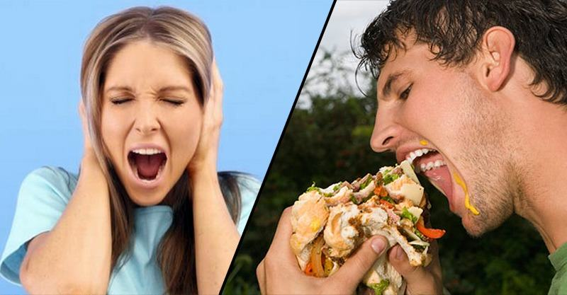 Getting Annoyed By Chewing Noises Is Supposedly A Genuine Psychiatric Disorder UNILAD eat4