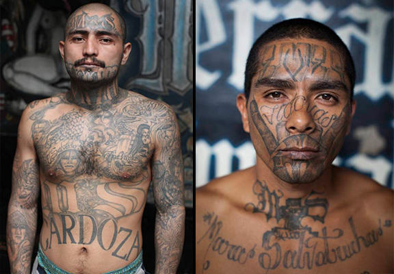 UNILAD el salvador prison WEB 25 The El Salvador Gang Members So Feared That They Police Their Own Jail