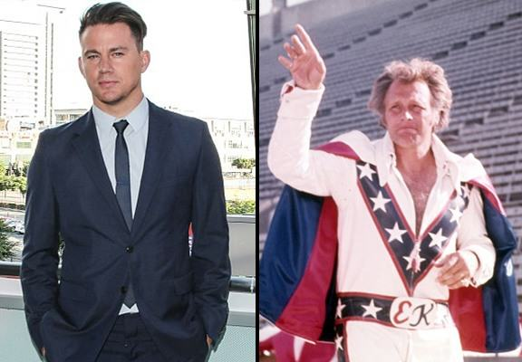 UNILAD evel tatum WEB7 Channing Tatum Is Playing Evel Knievel In New Film About The Stuntman
