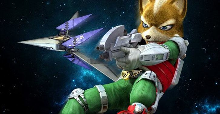 UNILAD fox48 Star Fox Zero Has Had Its Release Date Pushed Back To 2016