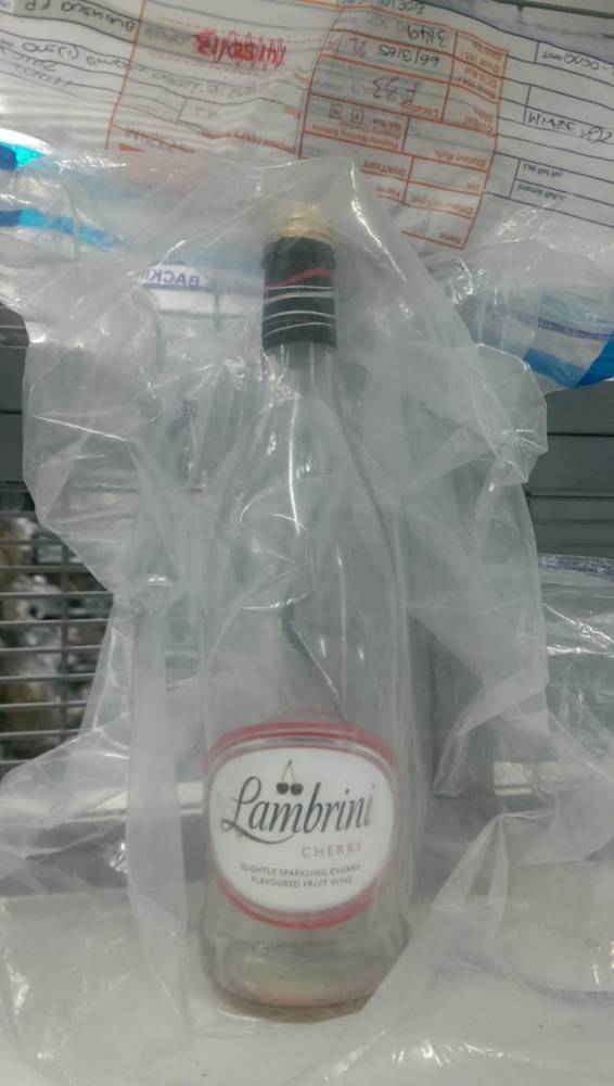 UNILAD lambr18 Woman Tried To Poison Husband By Putting Anti Freeze In Cherry Lambrini