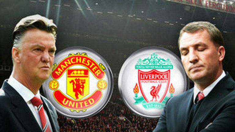 Who Makes It Into The Manchester United And Liverpool Combined XI? UNILAD mufclfc7
