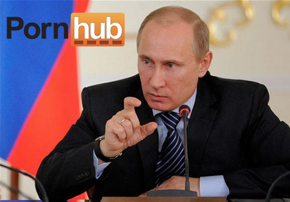 UNILAD putin porn WEB4 Russia Bans PornHub And Ten Other Illegal Pornography Sites