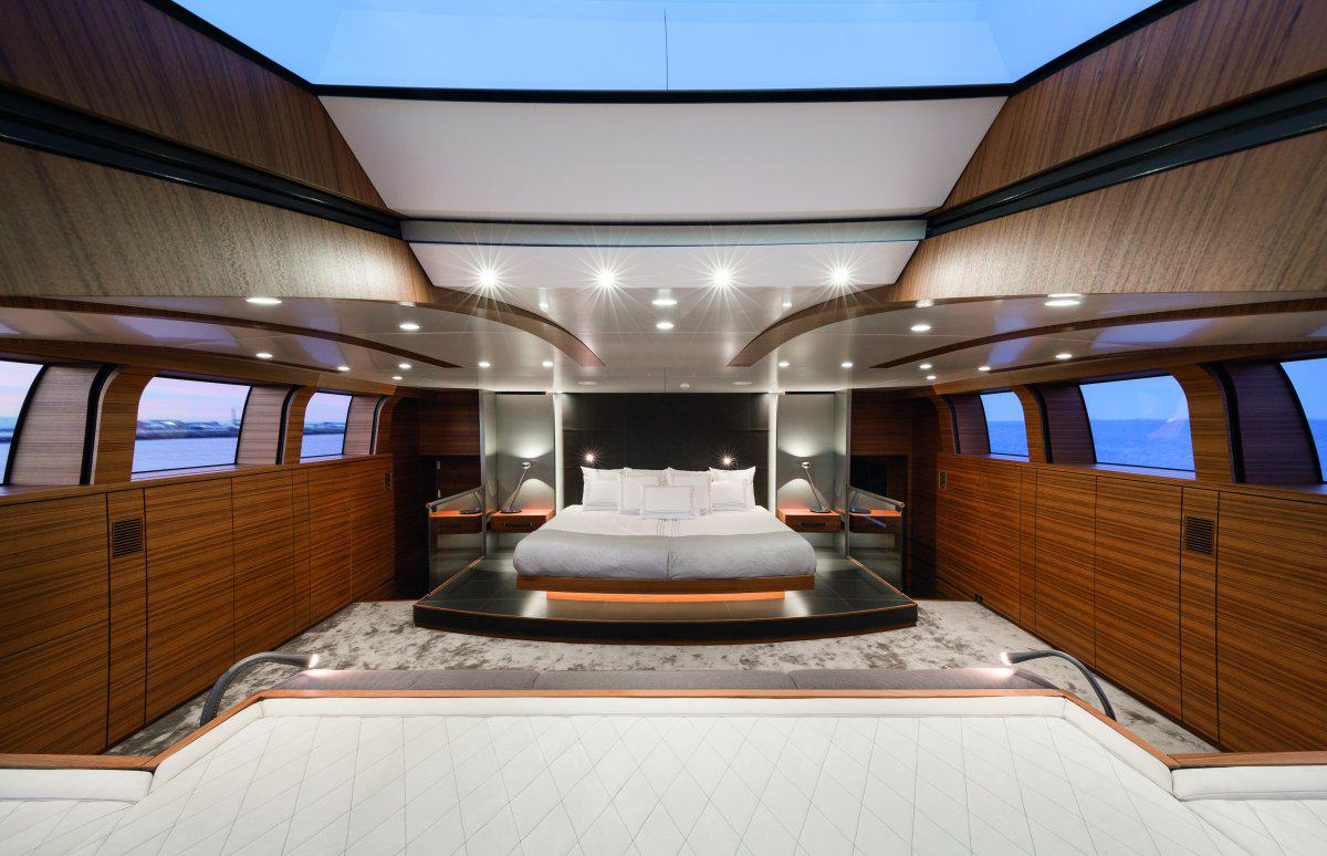 UNILAD super yacht 74 Look Inside This £57 Million Eco Friendly Super Yacht
