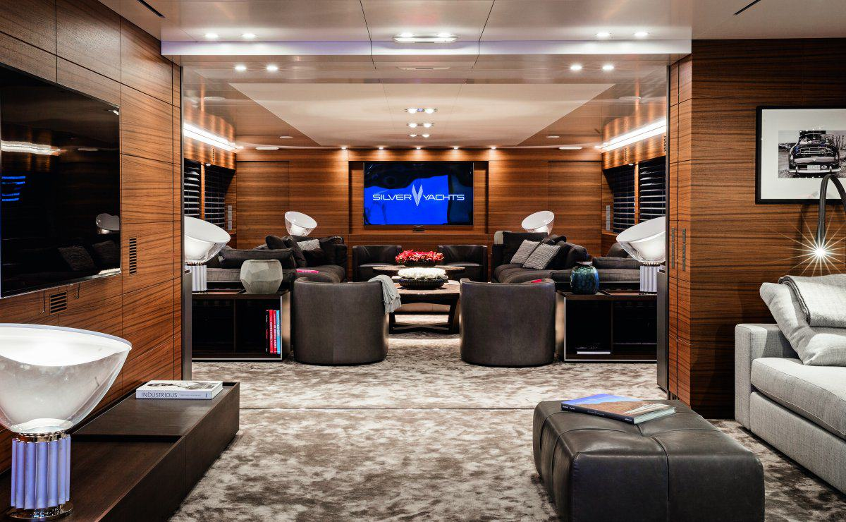 UNILAD super yacht 93 Look Inside This £57 Million Eco Friendly Super Yacht