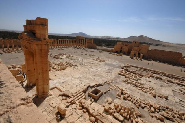 UNILAD temple64 640x426 2000 Year Old Temple Confirmed To Be Destroyed By ISIS