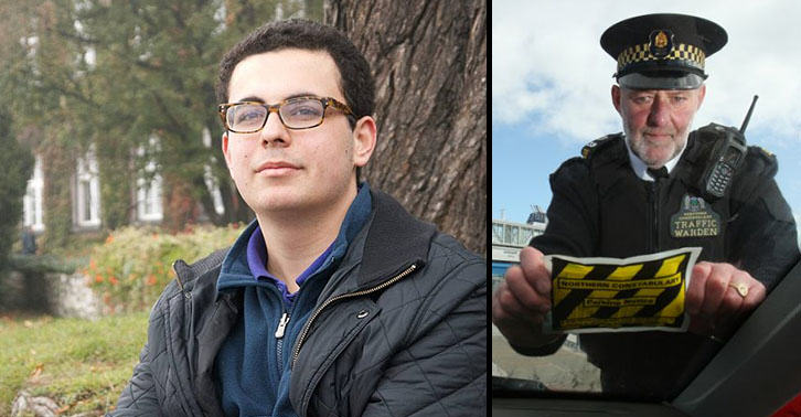UNILAD ticket44 Crafty Teenager Creates Website To Help People Fight Against Parking Tickets