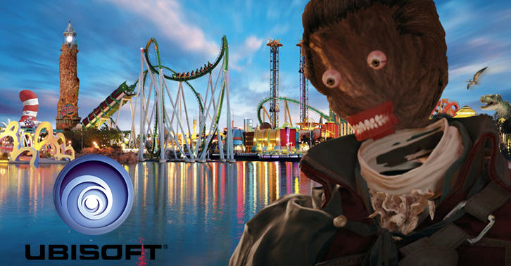 UNILAD ubisoft47 Ubisoft Are Building Their Own Theme Park In Malaysia