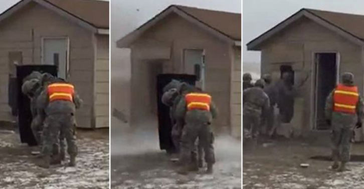 ateam fb Footage Of Soldier Assault Teams Hilarious Fail Goes Viral