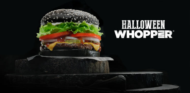 black burger king 1 Burger Kings Black Bun Is Going To Be Available In The UK