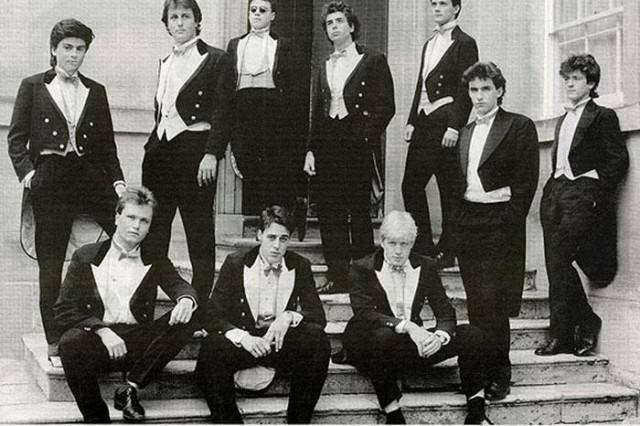 #PigGate Wasn't The Only Drunken Debauchery Cameron's Bullingdon Chums Got Up To