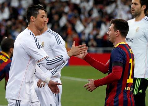 cr711 Cristiano Ronaldo Offers El Clasico Prize Almost As Good As He Is