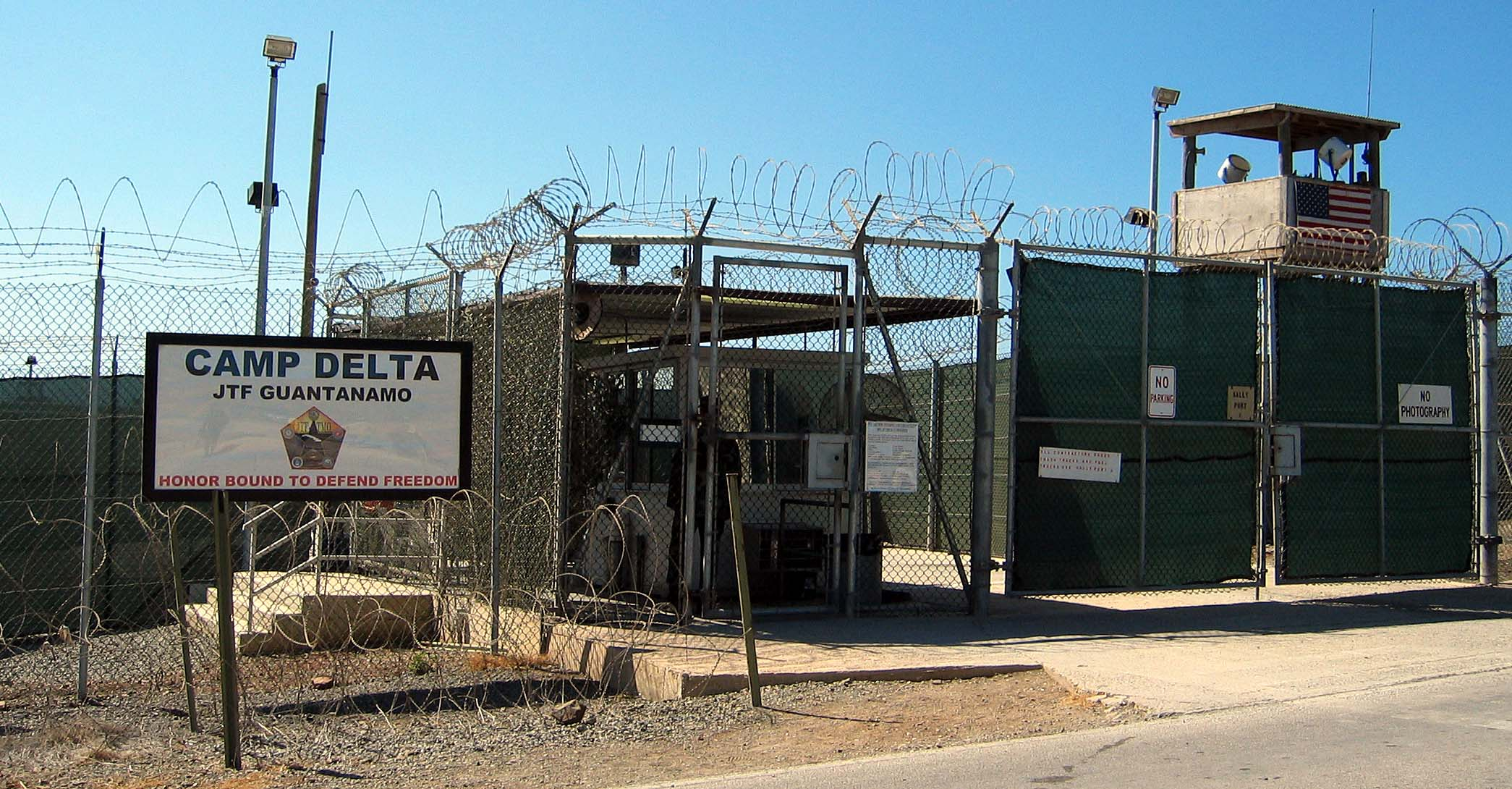 gm Britains Last Detainee At Guantanamo Bay Is Set To Be Released
