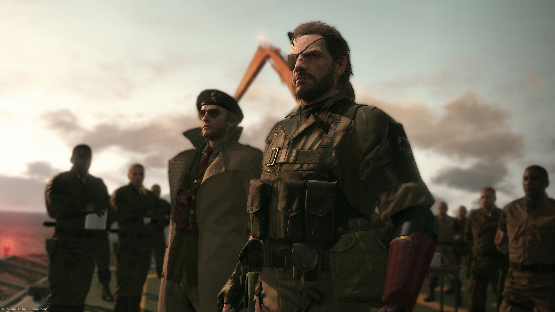 metal gear5 9 Things You Should Do In Metal Gear Solid 5: The Phantom Pain
