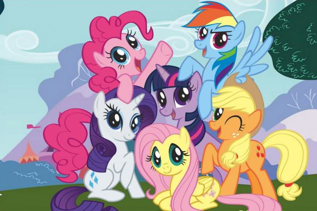 my little pony games 640x426 My Little Pony Obsessed Military Man Claims Its Harder Than Being Gay