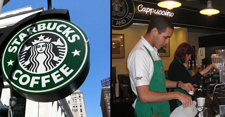 starbucks staff fb1 Starbucks Are Now Offering Employees Help Towards Housing Deposits